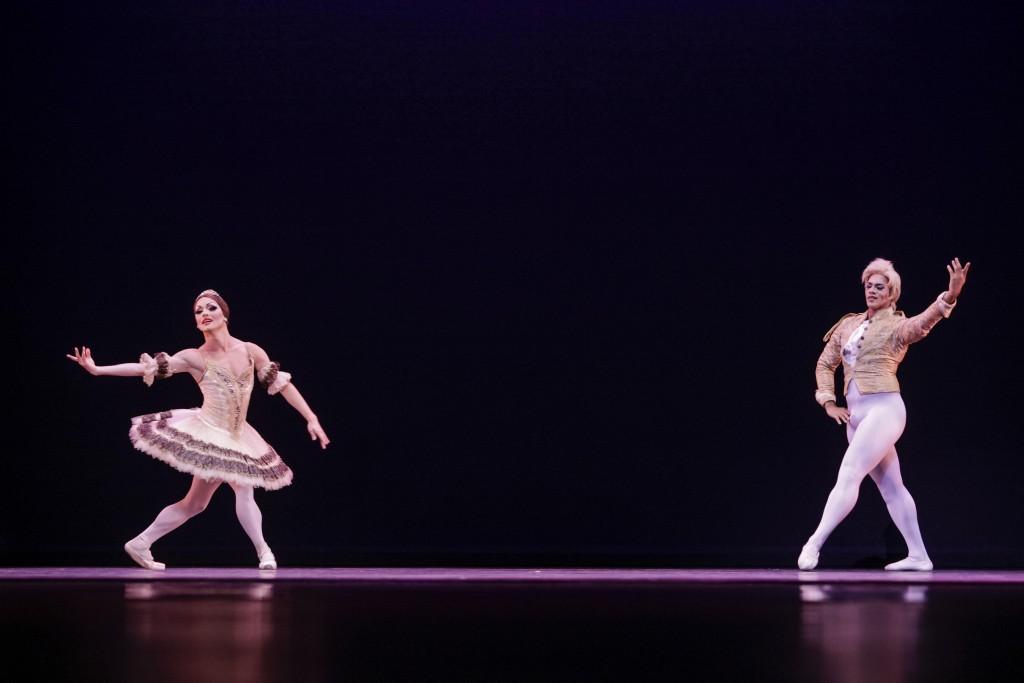 Eventfotografie, Les Ballets Trockadero de Monte Carlo
