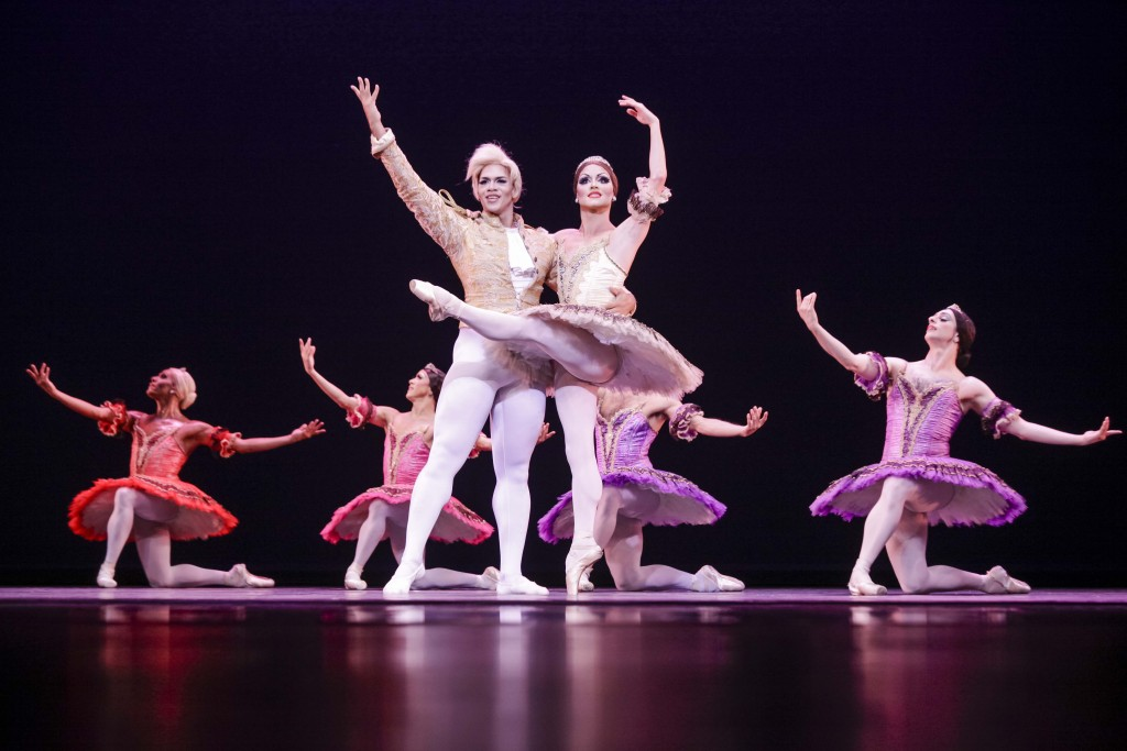 Les Ballets Trockadero de Monte Carlo, Eventfotografie