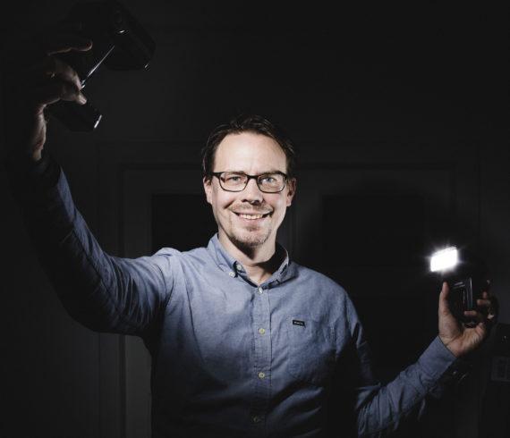 Fotografen in Köln: Stephen Portrait Blitz