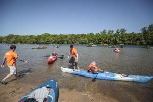 Eventfotografie Heider Bergsee, Hürth, 3. Mai 2014, GlobeBoot [Globetrotter veranstaltet jährlich dieses Outdoor Event rund ums Zelt & Boot und lädt zum ausprobieren ein.]