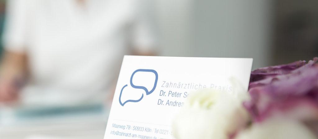 Businessfotografie Zahnarztpraxis Peter Schmitz-Hüser