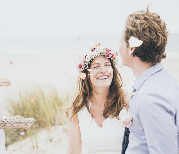 Hochzeit am Strand mit Fotograf Stephen Petrat