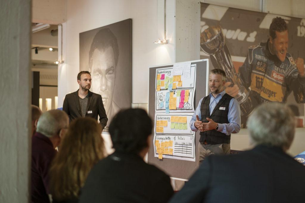 Fotografische Event Begleitung des BVMW in Köln – eine Fotoreportage