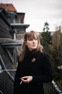 Svenja Wasser, Schauspielerin aus Köln