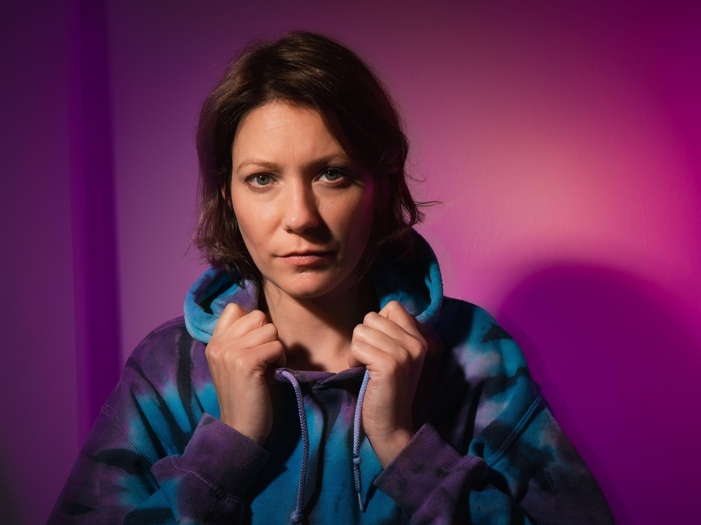 Schauspielerin Stephanie Meisenzahl
